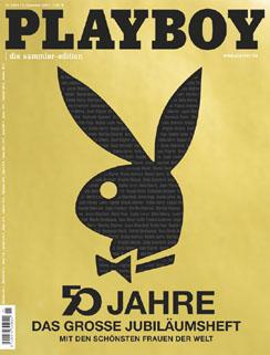 Playboy 2004, Nr. 01, 32. Jahrgang 50 JAHRE PLAYBOY - Das große Jubiläumsheft als Sammler-Edition
