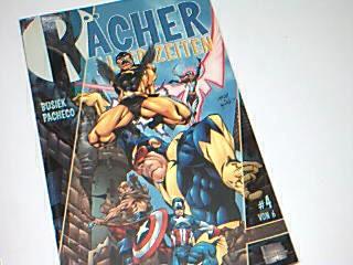 Rächer Aller Zeiten Band 4 von 6 , Marvel Millenium (= Avengers Forever) , Panini Marvel Comics. Prestige Format