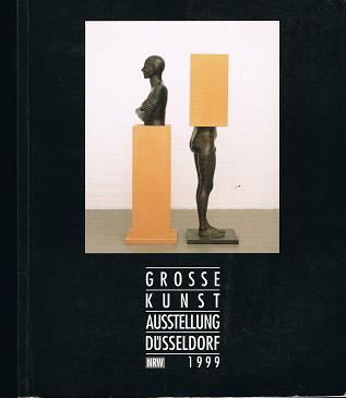 Grosse Kunstausstellung NRW Düsseldorf 1999. 12. Dezember 1999 bis 9. Januar 2000.
