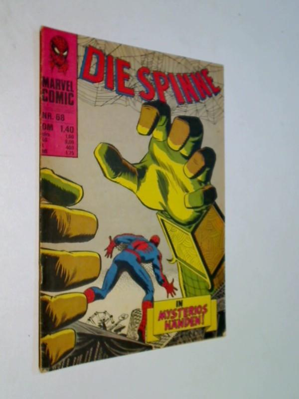 Die Spinne 68, Eine Spinne zerquetschen ! , mit Thor, Williams Marvel Comic-Heft
