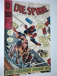 Die Spinne 117, Der Schläger schlägt zu !, mit Thor, Spider-Man, Williams Marvel Comic-Heft