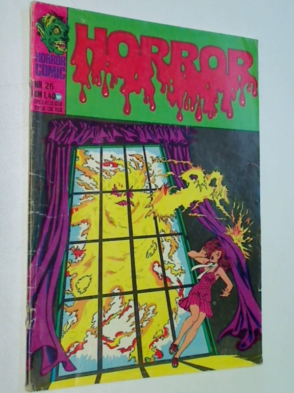 Horror 26 Wachturm in der Dunkelheit , Williams BSV DC Comic-Heft, ERSTAUSGABE 1974