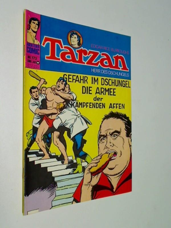 Tarzan 172, Gefahr im Dschungel.  BSV Williams Comic-Heft, ERSTAUSGABE