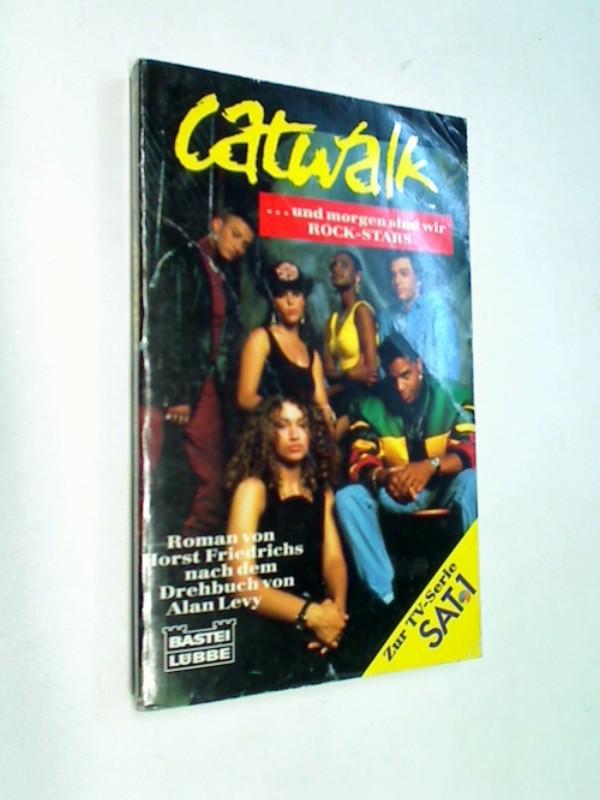 Catwalk, Und morgen sind wir Rock-Stars. Roman zur TV-Serie