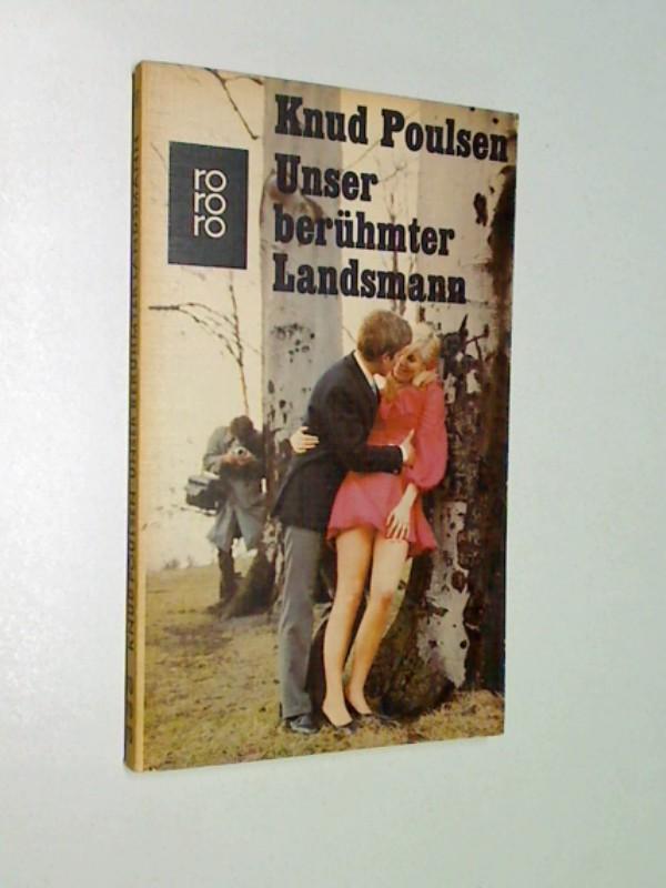 POULSEN, KNUD: Unser berühmter Landsmann, rororo 1263, 3499112639