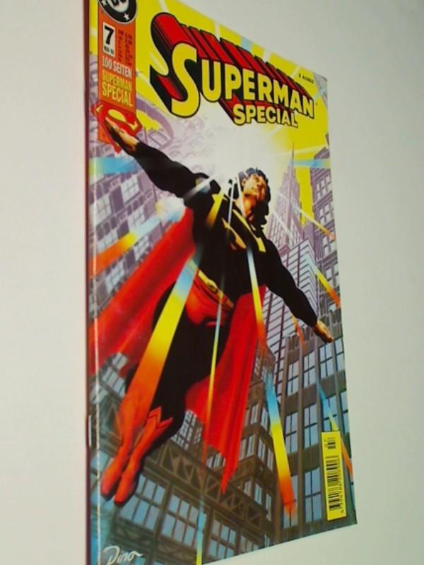 SUPERMAN Special 7, ERSTAUSGABE Mai 1998, (Dino DC Comics) Comic-Heft