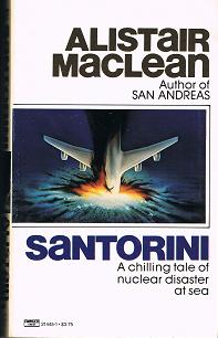 Santorini, a chilling tale of nuclear disaster at sea (0449214451)