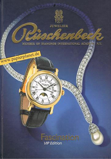 Juwelier Pluschenbeck, Member of Doamonds International Academy N.Y. , Fascination VIP Edition