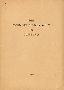 Handbuch der Evangelischen Gemeinden der Synode Duisburg