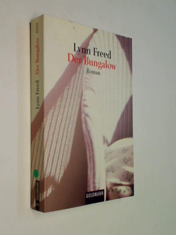 Der Bungalow. Roman, Goldmann 44353