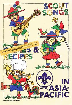 Scout Songs Games & Recipes in Asia-Pacific .