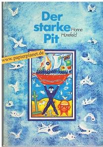 Der starke Pit. Ill. von Eva Vent, Buchfink-Bücher
