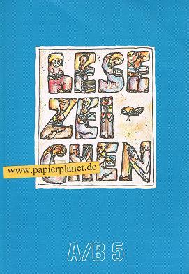 Lesezeichen. Ausgabe A/ B für Gymnasien und Realschulen. 5. Schuljahr. Lesebuch (3123035107)
