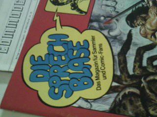 Die Sprechblase 20 mit Phantom, Storm, Conan, Sigurd - Donarbucht, + Commode 1.5.1979, Das Magazin für Sammler und Comic-Fans.Hethke Comics