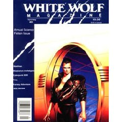 White Wolf Magazine No. 25 Annual Science Fiction Issue