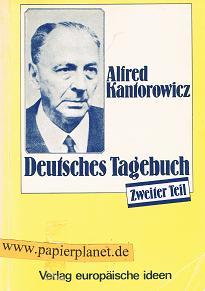 Deutsches Tagebuch. Zweiter Teil . 3921572568