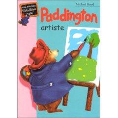 Paddington artiste, Ma première bibliothèque rose