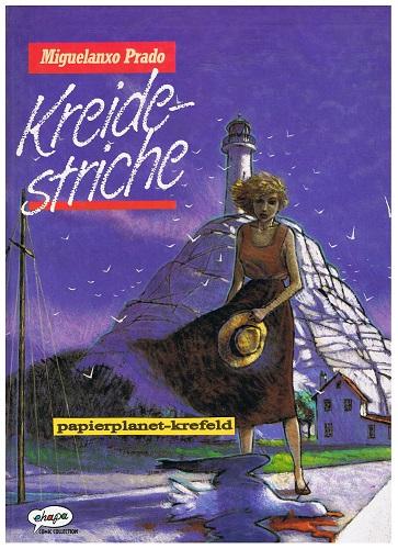 Prado 4: Kreidestriche Hardcover Comic (Ehapa Comics)