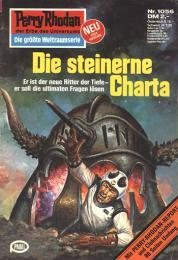Perry Rhodan Erstauflage Nr. 1056 Die steinerne Charta. Roman-Heft. Der Erbe des Universums. Die grosse Weltraum-Serie von .