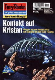 Perry Rhodan Erstauflage Nr. 1920 Roman-Heft Der Erbe des Universums. Die grosse Weltraum-Serie von .