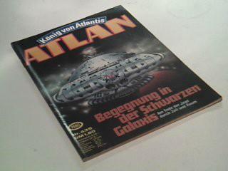 Atlan - Band 435 Begegnung...,  1980, Roman-Heft König von Atlantis. Ein Roman aus der Perry-Rhodan-Redaktion.