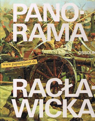 Panorama raclawicka = The panorama of the battle of Raclawice = Panorama der Schlacht bei Raclawice (8304027577)