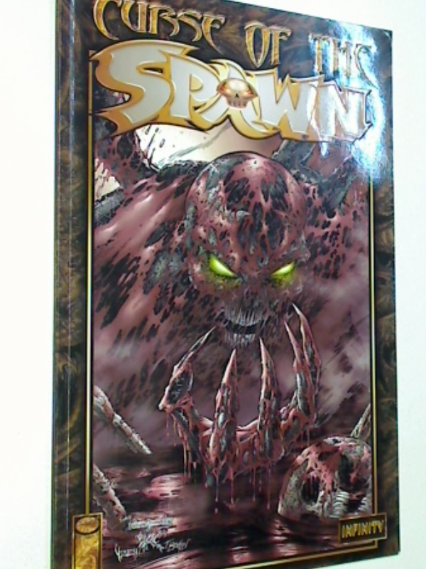 Curse of the Spawn 1,  1. Auflage 1998, Infinity Image Comics , Prestige Format, 3932430514 , 9793932430519
