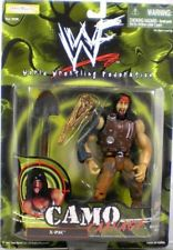 WWF - X-Pac - Camo Carnage - figure and accessories (Action Figure)