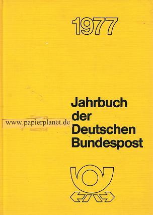 Deutsche Bundespost: Jahrbuch der Deutschen Bundespost. Jg. 28. 1977. (3878621280)