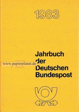 Deutsche Bundespost: Jahrbuch der Deutschen Bundespost.Jg. 34. 1983 (3878621345)