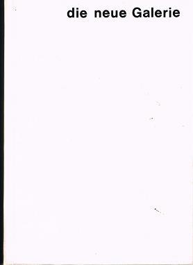 Die neue Galerie : ab 21. April 1978. Galerie Hennemann. [Fotos: Erhard Paul ...], Taschenbuchreihe / Galerie Hennemann , Nr. 16