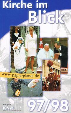 Kirche im Blick 97/98 ; 3933645001