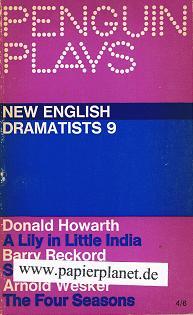 New englisch dramastists 9