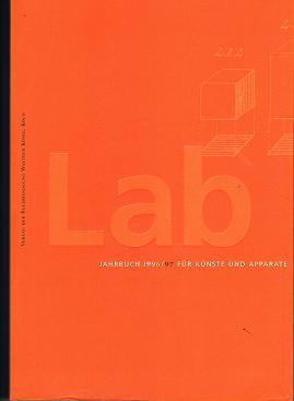 Lab Jahrbuch für Künste und Apparate. 1996/97