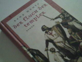 Der Fluch der Templer. Roman