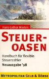 Steueroasen 98. Handbuch für flexible Steuerzahler .
