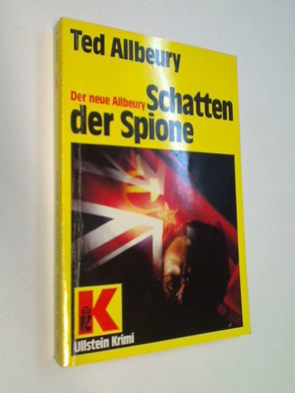 Schatten der Spione. Ullstein  10216