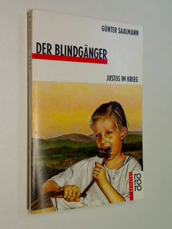 Der Blindgänger . Justus im Krieg . Rotfuchs  698 .