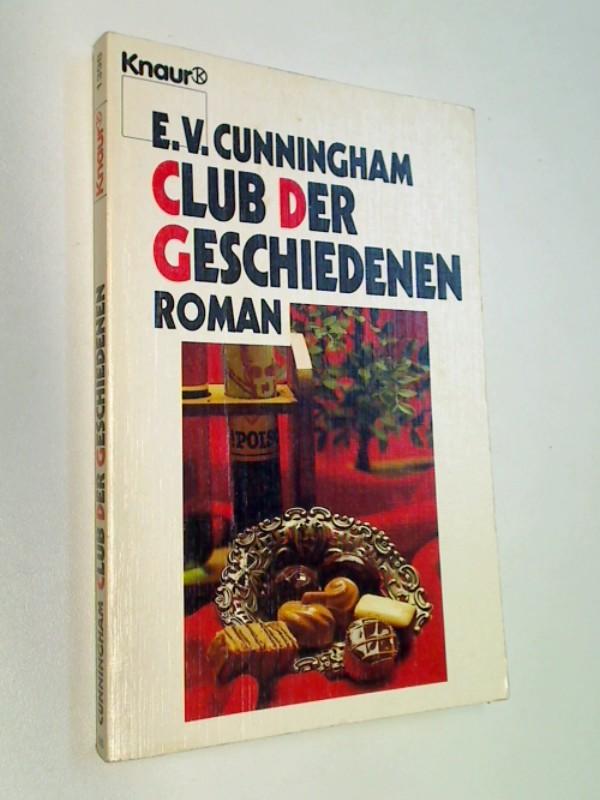 Club der Geschiedenen . Roman . Droemer Knaur 1398
