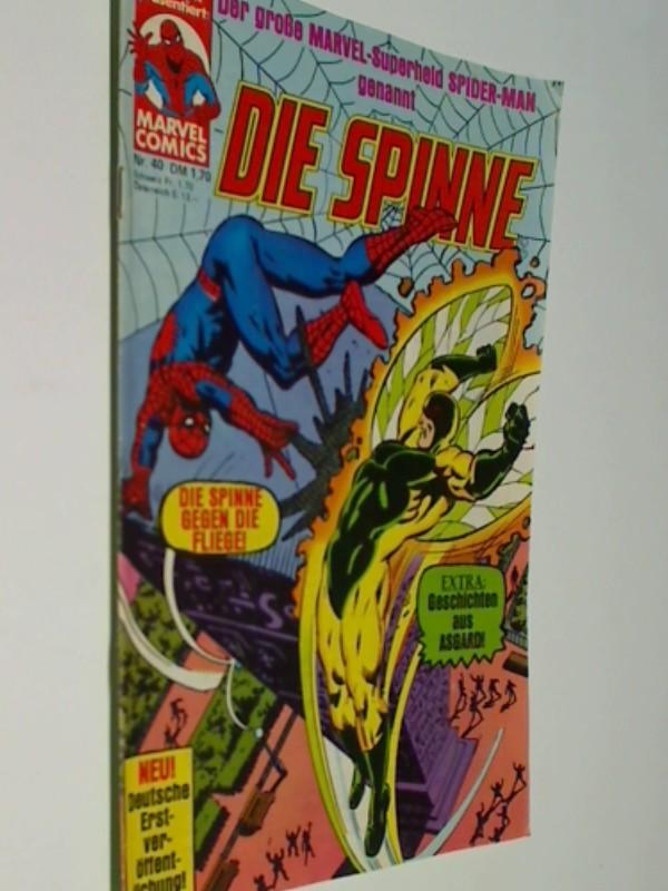Die Spinne 40, Der große MARVEL-Superheld SPIDER-MAN genannt