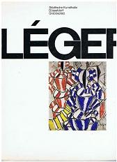 Fernand Léger. 16.Dezember 1969 bis 8.Februar 1970.
