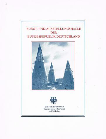 Kunst- und Ausstellungshalle der Bundesrepublik Deutschland.