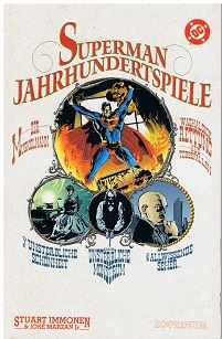 DC Premium 9, Superman: Jahrhundertspiele. Hardcover (DC Comics)