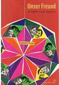 Unser Freund erzählt vom Sparen, Heft 10, 1966, Jahrgang 9.