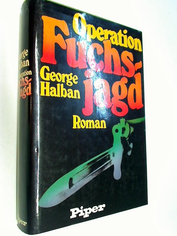 Operation Fuchsjagd : Roman.