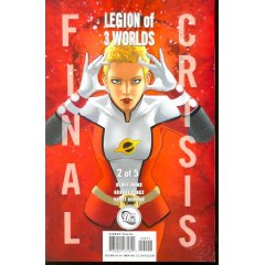 Final Crisis: Legion of 3 Worlds # 2 (Of 5) Comic Book ; 761941271842
