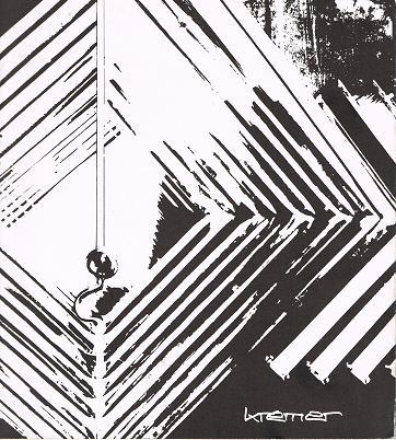 Hans Peter Kremer. Kulturveranstaltung der Stadt Gevelsberg, Ausstellung im Rathaus-Foyer, 3.12.-18.12.1976. Katalog. (Mit 22 Abb., davon 5 farbig, nach Fotos u. 2 faks. Handzeichnungen von Hans Peter Kremer.) -