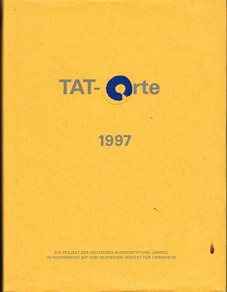 Tat-Orte Gemeinden im ökologischen Wettbewerb 1997