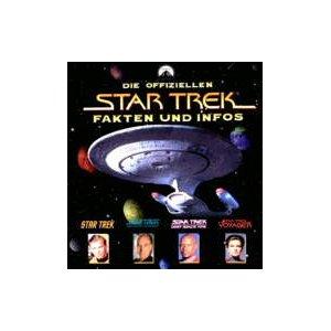 Die offiziellen Star Trek Fakten und Infos Ordner 1, Abschnitt 1 - Leitfaden für die Star Trek-Galaxis, Datei 1 - Datei 2.