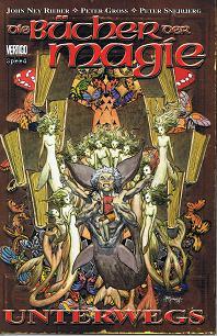 Die Bücher der Magie 13: Unterwegs (Vertigo Speed)